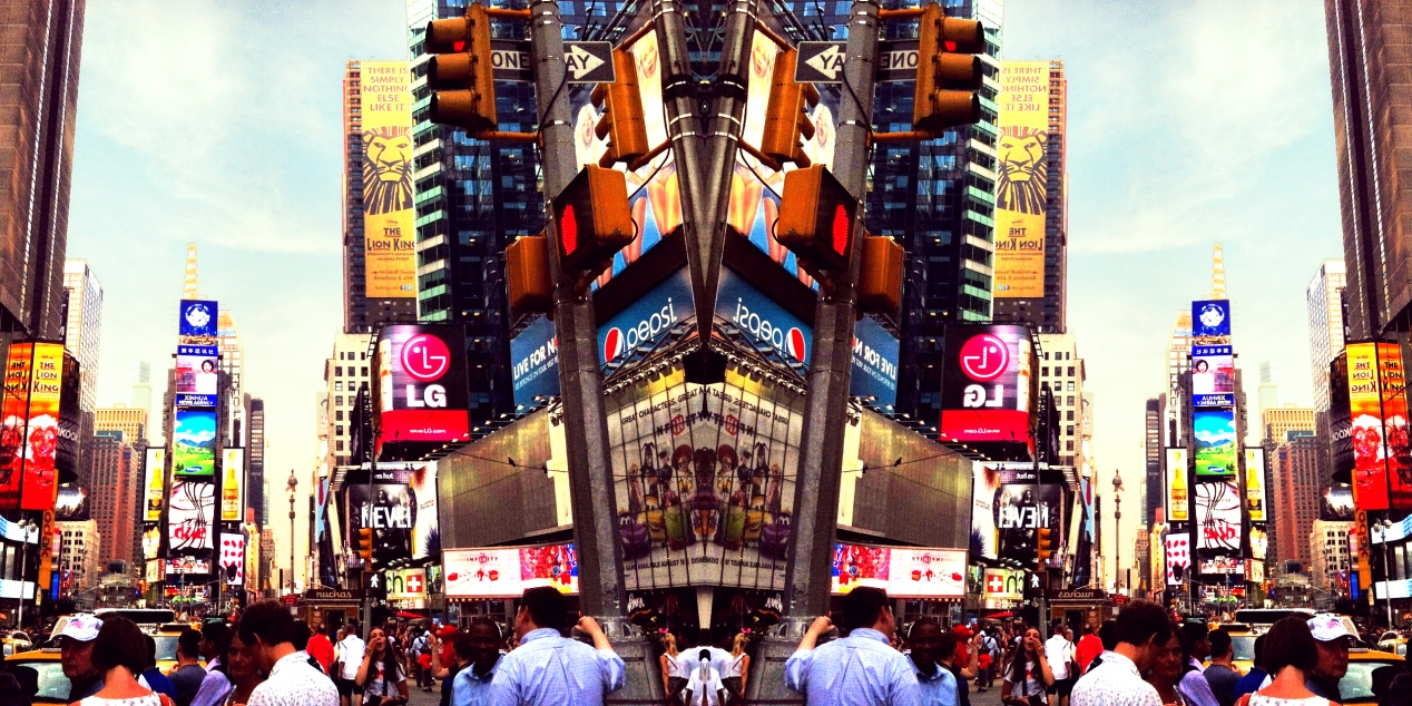Times Square Squared