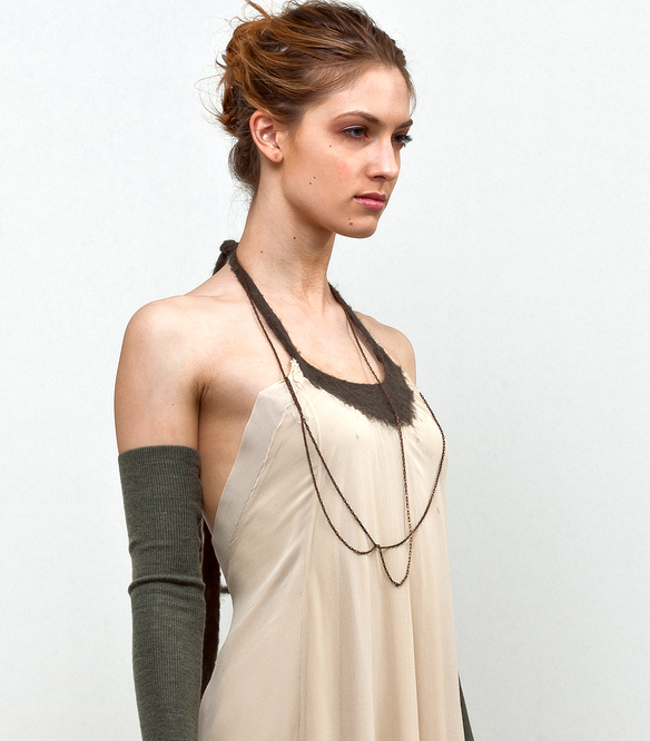 NFP Felted Silk Dress
