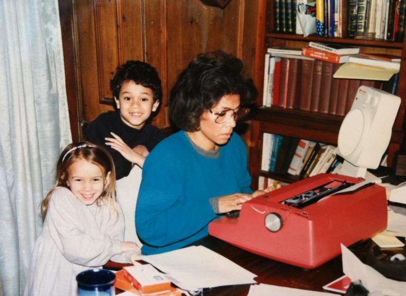 Mom Typewriter