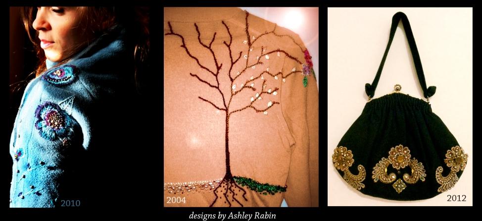 Wearable Art by Ashley Rabin