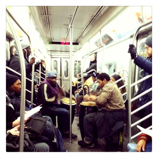 crowded subway 2