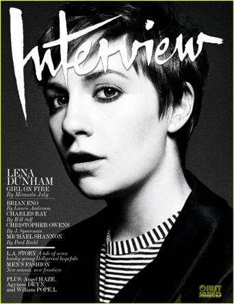 Lena Dunham Interview Magazine