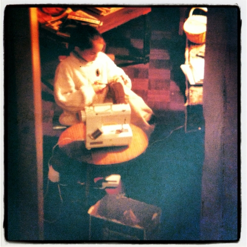 My First Sewing Machine