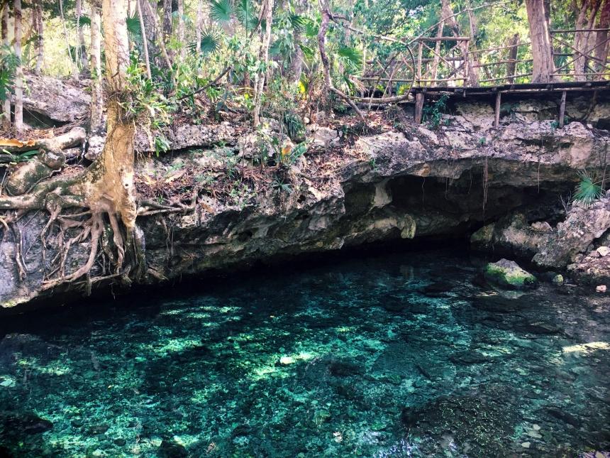 Tulum Cenote 1